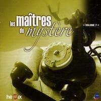 Alain Frank - Les maîtres du mystère - Tome 7, CD audio.