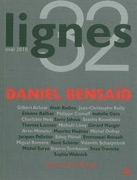 Daniel Bensaïd et Gilbert Achcar - Lignes N° 32, Mai 2010 : Daniel Bensaïd.