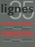 Michel Surya - Lignes N° 35 : Le rebut humain.