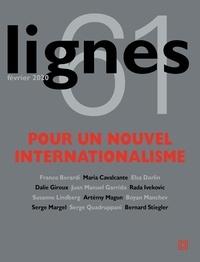 Michel Surya - Lignes N° 61 : Pour un nouvel internationalisme.
