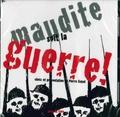 Pierre Kobel - Maudite soit la guerre !. 1 CD audio