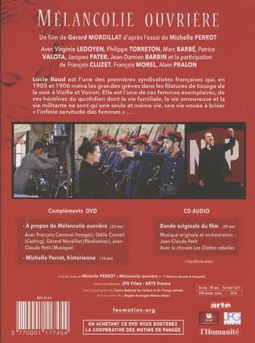 Mélancolie ouvrière  1 DVD + 1 CD audio