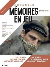 Philippe Mesnard - Mémoires en jeu N° 2, décembre 2016 : Le Fils de Saul : dernier film sur Auschwitz ?.