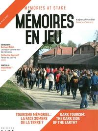 Aurélie Barjonet et Luba Jurgenson - Mémoires en jeu N° 3, mai 2017 : Tourismme mémoriel : la face sombre de la Terre ?.