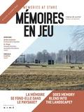 Aurélie Barjonet et Luba Jurgenson - Mémoires en jeu N° 7, été-automne 20 : .