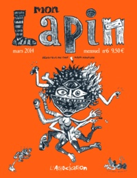 Mattt Konture - Mon Lapin N° 6, Mars 2014 : .