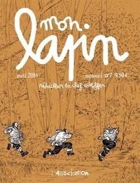 Patrice Killoffer - Mon Lapin N° 8, octobre 2014 : .