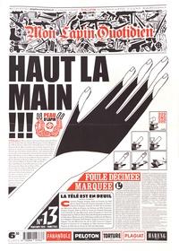 Céline Merrien - Mon Lapin Quotidien N° 13, février 2020 : .