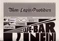 Jean-Yves Duhoo et Patrice Killofer - Mon Lapin Quotidien N° 8, novembre 2018 : Café-bar l'infini.