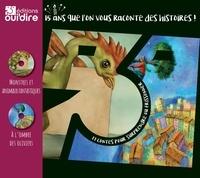 Michel Hindenoch et Laurent Daycard - Monstres et animaux fantastiques ; A l'ombre des oliviers. 2 CD audio