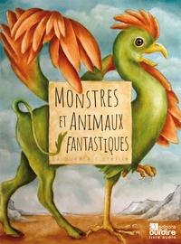 Elisa de Maury et Nadine Walsh - Monstres et animaux fantastiques. 1 CD audio