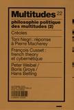 François Matheron et Bruno Karsenti - Multitudes N° 22, Automne 2005 : Philosophie politique des multitudes (2).