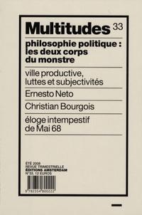 Yann Moulier Boutang - Multitudes N° 33, Eté 2008 : Philosophie politique : les deux corps du monstre.