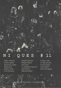 Jean-Marie Gleize et Arthur Rimbaud - Nioques N° 11 : .