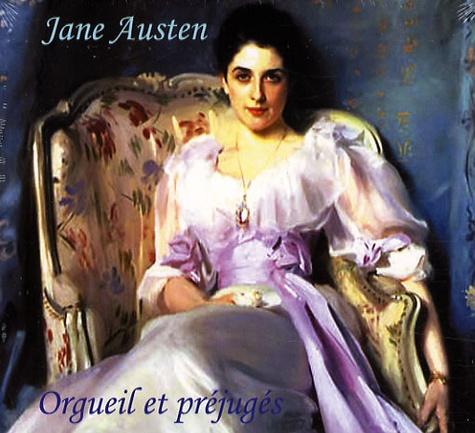 Orgueil et préjugés  avec 1 CD audio MP3