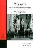 Alexandre Geffen et Bertrand Vibert - Otrante N° 16, Automne 2004 : Vies imaginaires.