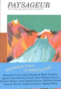 Claire Fau et Maxime Lancien - Paysageur N° 4 : Paysages parallèles.