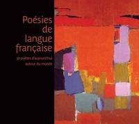 Rhissa Rhossey et Claude Aufaure - Poésies de langue française - 30 Poètes d'aujourd'hui autour du monde. 1 CD audio MP3