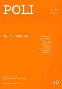 Maxime Cervulle et Franck Freitas - POLI N° 10 : Techno-racismes.