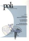 François Bégaudeau et Maxime Cervulle - POLI N° 2 : .