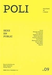 Nelly Quemener et Florian Vörös - POLI N° 9 : Sexe en public.