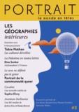 Rachèle Bevilacqua - Portrait N° 3, Hiver 2015 : Les géographies intérieures.