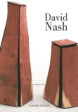 Thierry Dufrêne - Repères N° 152 : David Nash - Black and Red : Bronze and Wood.