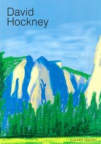 Alfred Pacquement - Repères N° 169 : David Hockney.