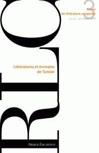 Pierre Brunel - Revue de littérature comparée N° 327, 3/2008 : Littératures et écrivains de Tunisie.