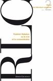 Pierre Brunel et Véronique Gély - Revue de littérature comparée N° 342/2, avril-juin : Vladimir Nabokov ou le vrai et le vraisemblable.