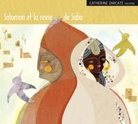 Catherine Zarcate - Salomon et la reine de Saba - 3 CD audio.