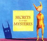 Nathanaël Tardif et Pascal Dubois - Secrets et autres mystères. 2 CD audio