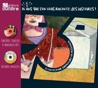 Oui'Dire Editions - Sorcières, ogresses et mauvaises fées ; Histoires insolites. 2 CD audio