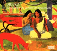 Denis Diderot - Supplément au Voyage de Bougainville. 1 CD audio MP3