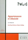Maurice Goldring et  Collectif - Tumultes N° 11, Octobre 1998 : APPARTENANCES ET ETHNICITE.
