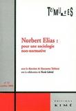 Simonetta Tabboni - Tumultes N° 15, Octobre 2000 : Norbert Elias - Pour une sociologie non-normative.