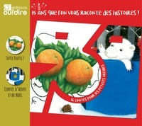Françoise Barret et Jean-Claude Botton - Tutti Frutti ; Contes d'hivers et de Noël. 2 CD audio