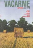 Collectif - Vacarme N° 13 Automne 2000 : .