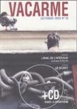 Loulouwa Al Rachid - Vacarme N° 25, Automne 2003 : L'Irak de l'intérieur - Le secret. 1 CD audio
