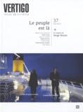 Catherine Ermakoff et Frédéric Majour - Vertigo N° 37, Eté 2010 : Le peuple est là.