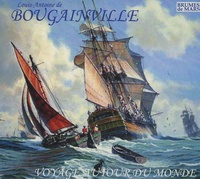 Louis-Antoine de Bougainville - Voyage autour du monde. 1 CD audio