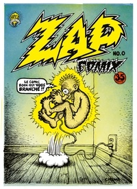 Robert Crumb et S Clay Wilson - Zap Comix L'intégrale N° 1 : .