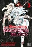 Les Brigades Immunitaires Black T03.