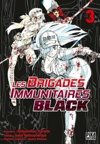Issey Hatsuyoshiya - Les Brigades Immunitaires Black T03.