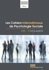 Sylvain Delouvée - Les Cahiers Internationaux de Psychologie Sociale N° 123-124.