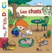 Ninie - Les chats.