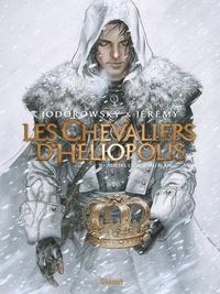 Alejandro Jodorowsky - Les Chevaliers d'Héliopolis - Tome 02 - Albedo, L'Oeuvre au blanc.