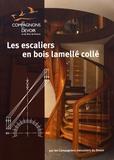 Les Compagnons du Devoir - Les escaliers en bois lamellé collé.
