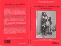 Jeunesse l'Harmattan  : Les démons du petit palais et autres contes.