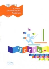 Bernard Darras - Terra Haptica N° 1, Septembre 2010 : .